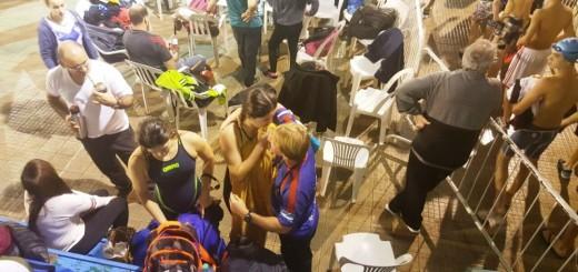 Natación: Triple cosecha de medallas en Mar del Plata