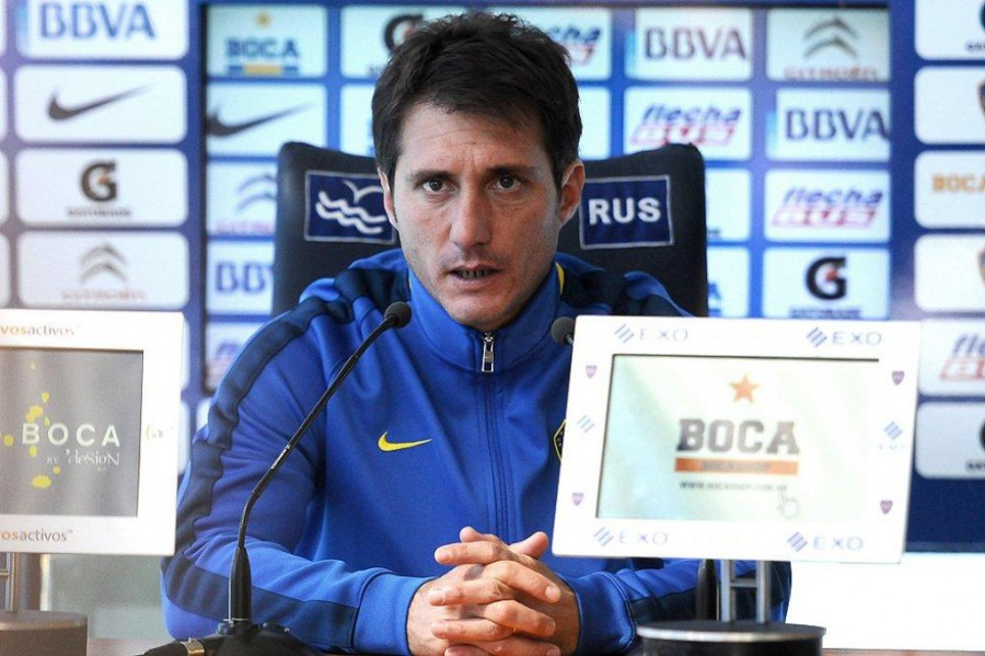 """""""No tenemos la obligación de ser campeones"""", aseguró Guillermo Barros Schelotto"""