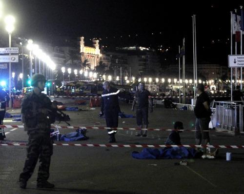 La Policía encontró un arsenal en el camión del atentado en Francia