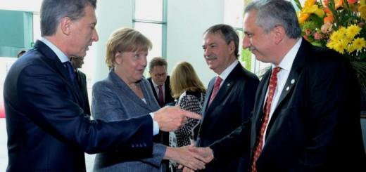 """Passalacqua dijo que el objetivo de la gira por Europa con Macri fue """"trabajar en conjunto"""""""