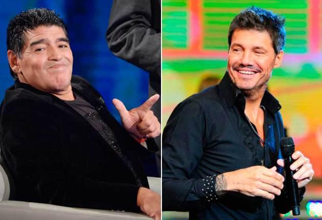 Diego Maradona también le pegó a Marcelo Tinelli: «A ese gil le di de comer y…»
