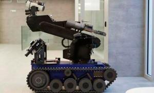 Dallas: el francotirador fue la primera persona muerta por un robot policial