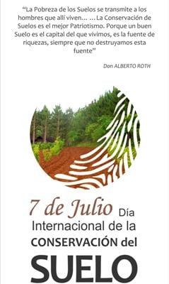 Actividades en el Día internacional de Conservación de Suelos