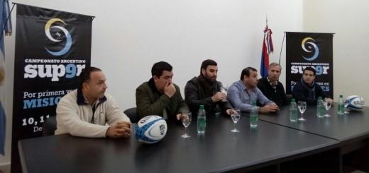 Por primera vez Misiones será sede del Argentino Super 9 de Rugby