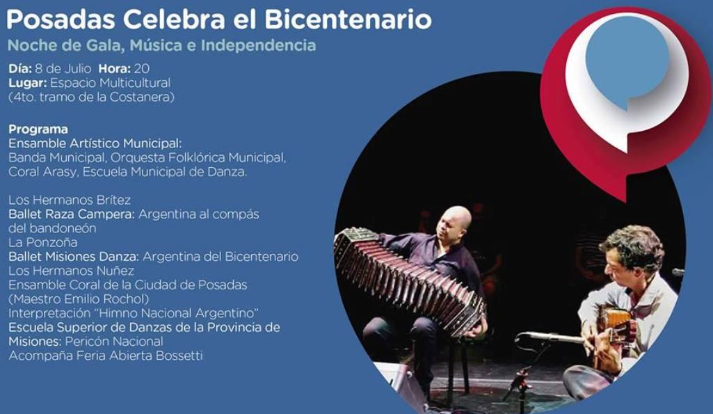 Vigilia del Bicentenario: Esta noche a las 0 cantarán el Himno nacional en la gala de la Costanera