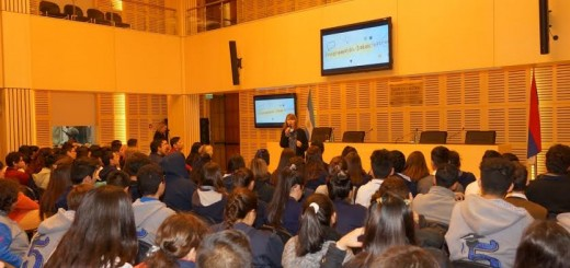 Jóvenes se capacitan en liderazgo, creatividad e innovación