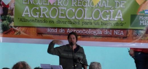 Se realiza en Montecarlo el Encuentro de Agroecología del NEA