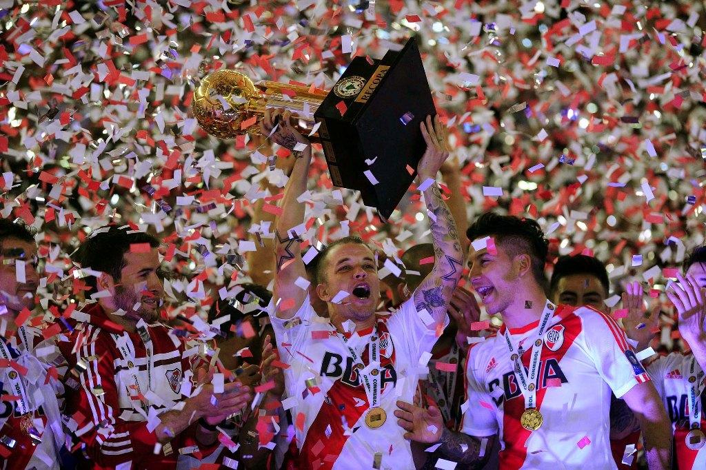 River es el bicampeón de la Recopa Sudamericana