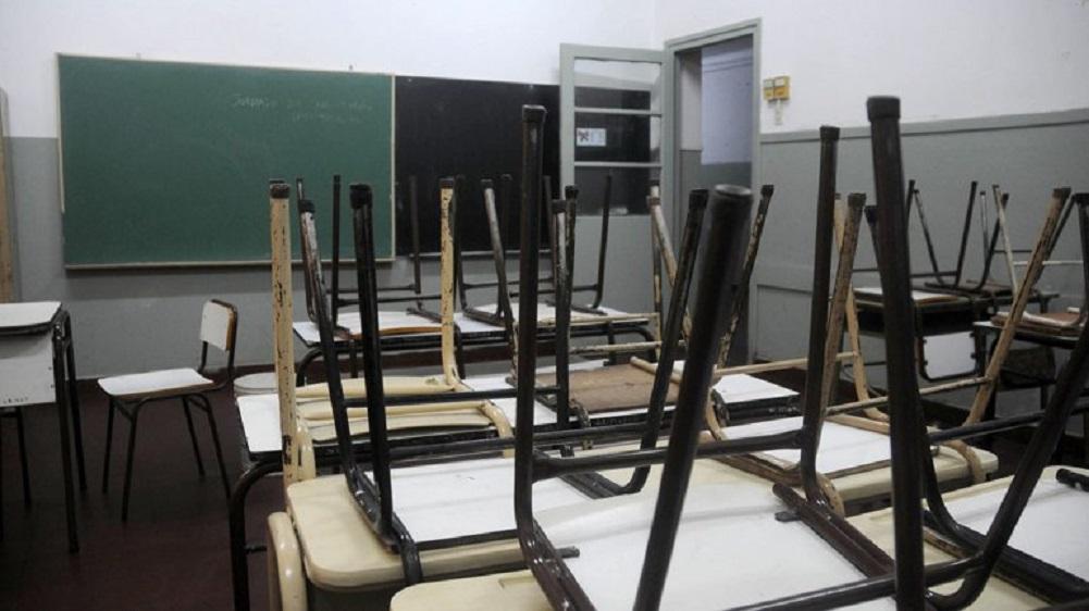 Gremios docentes nacionales realizan paro general