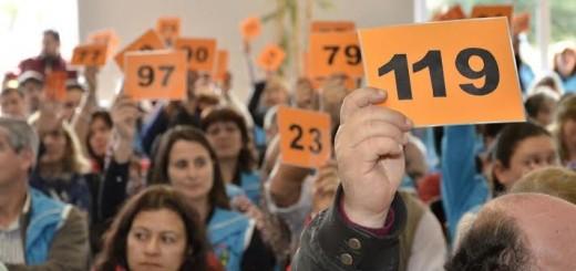 En Congreso la UDPM decidió adherir al paro nacional de CTERA previsto para el 24 de agosto