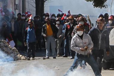 """El gobierno boliviano aseguró que su viceministro del Interior fue """"brutalmente asesinado"""""""