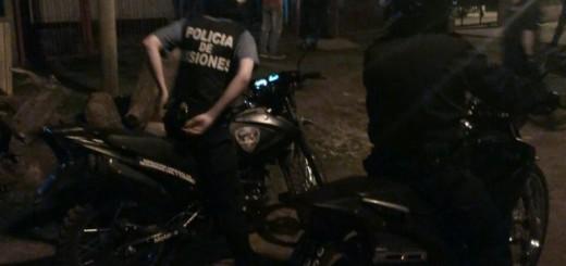 Redada policial en Posadas para esclarecer distintos asaltos