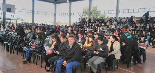 Adolescentes y jóvenes presentaron trabajos relacionados con la salud en el congreso de la Juventud