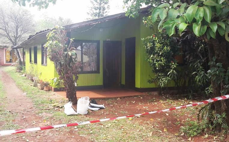 Una mujer de 76 años murió acuchillada en Eldorado y se cree que el autor fue su hermano