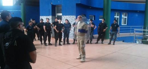 Capacitación para policías de Puerto Rico en operaciones especiales