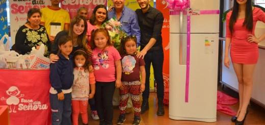 """Ama de casa de Garupá arrasó en el desafío de """"Buen Día Señora"""""""