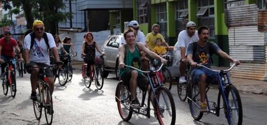 Recuerdan los beneficios de andar en bicicleta