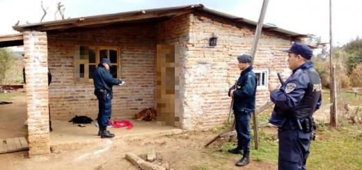 """La Policía realizó un amplio operativo """"anti-motochorros"""" en barrios de Posadas"""