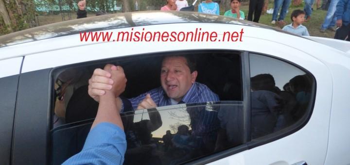 Intervienen Arroyo del Medio para desplazar al intendente que mató manejando borracho