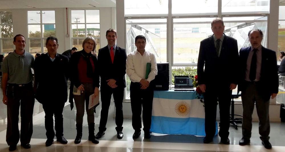 UNaM y la Universidad Federal de la Frontera Sul fortalecen vinculación académica y cultural en un encuentro en Chapecó