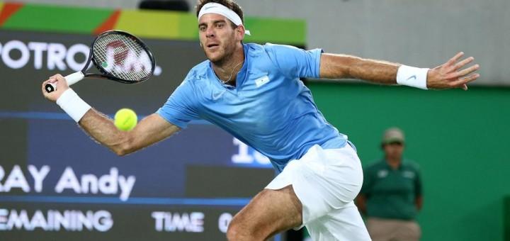 #JJOO: Murray le ganó 7-5, 4-6, 6-2 y 7-5 a Del Potro que jugó un partidazo