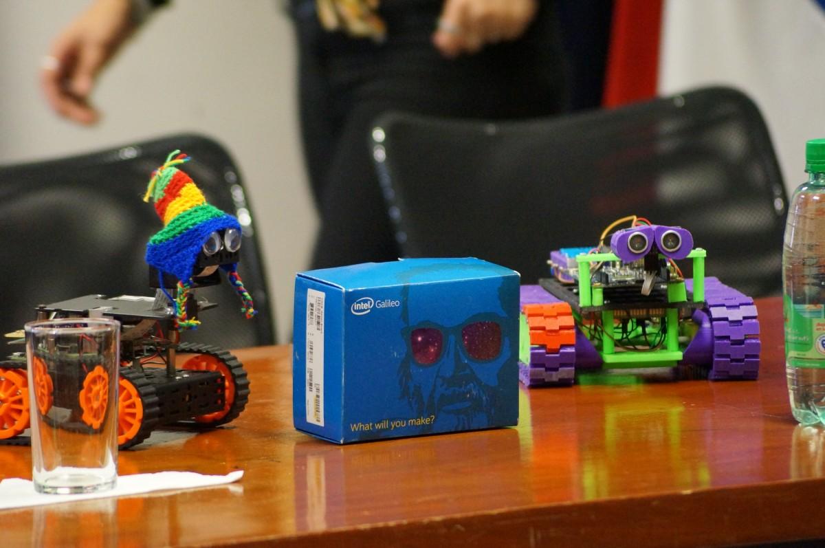 Jóvenes misioneros se capacitan en Programación y Robótica