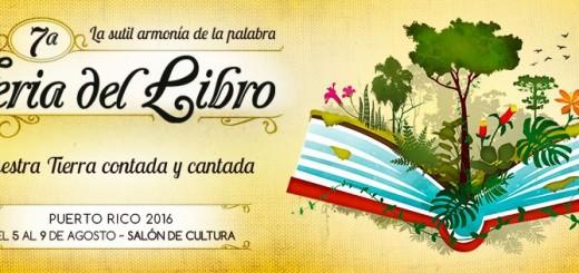 Este fin de semana se realiza la séptima Feria del Libro de Puerto Rico