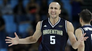 Argentina-Croacia: sube la exigencia para la selección de básquet