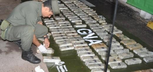 Incautan más de 4.000 kilos de marihuana en las afueras de Candelaria