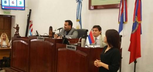 Posadas: Aprobaron las modificaciones al régimen de penalidades de Tránsito