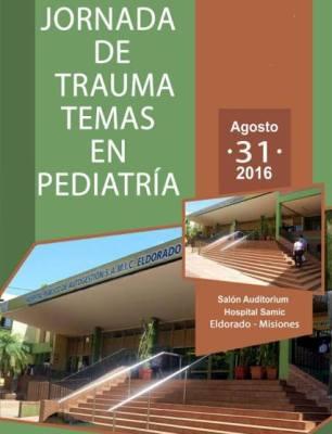 Eldorado: Se realizará jornada provincial de Manejo del paciente politraumatizado pediátrico