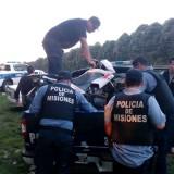En Montecarlo, hallan a un joven baleado: se encuentra en estado crítico