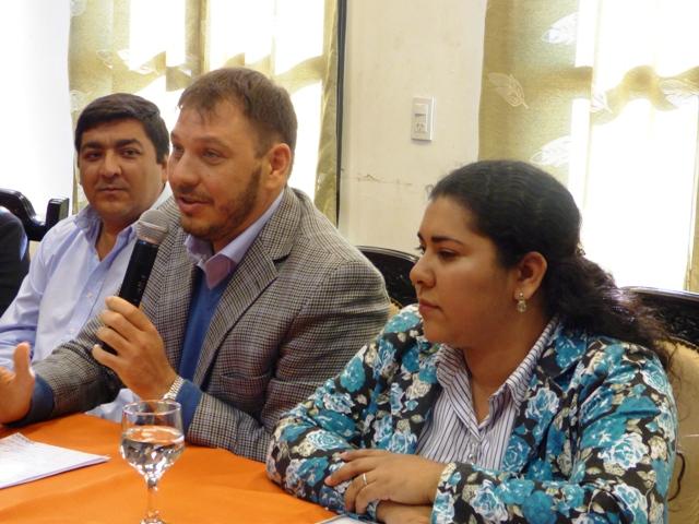 Se realizó la presentación del Consejo Consultivo de Diversidad Sexual