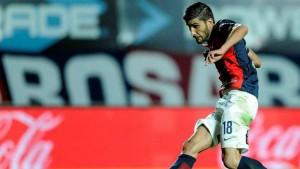 Blandi de penal igualó para San Lorenzo 2 a 2 ante San Martín de San Juan