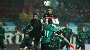 San Lorenzo debutó en el campeonato con un empate ante San Martín de San Juan