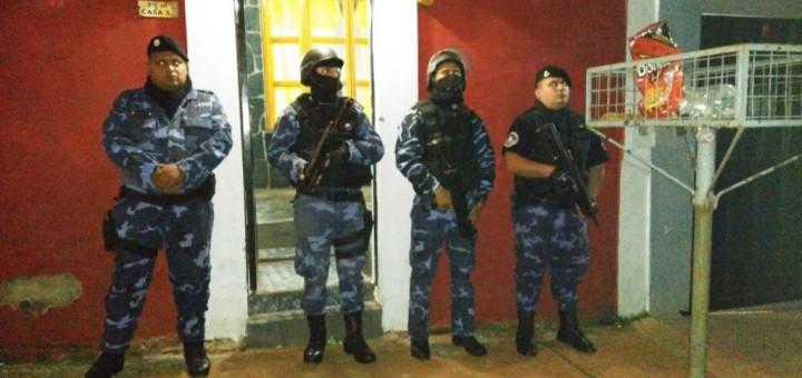 Comerciante chino fue secuestrado y hallaron arsenal en allanamientos