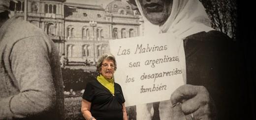 """Delia Giovanola consideró ridícula la respuesta de Macri sobre la cantidad de desaparecidos: """"bueno no fueron 30 mil... fueron 29 mil. ¿En qué cambia la cosa?"""