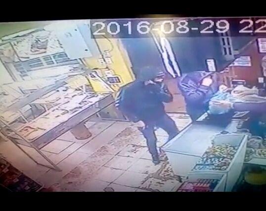 Violento robo a mano armada en un comercio de Posadas