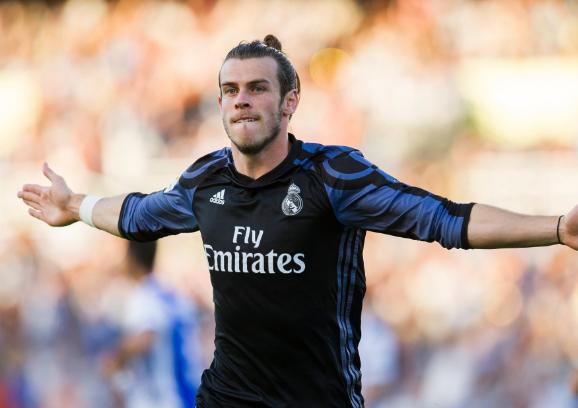 Real Madrid goleó en debut en la Liga ante la Real Sociedad