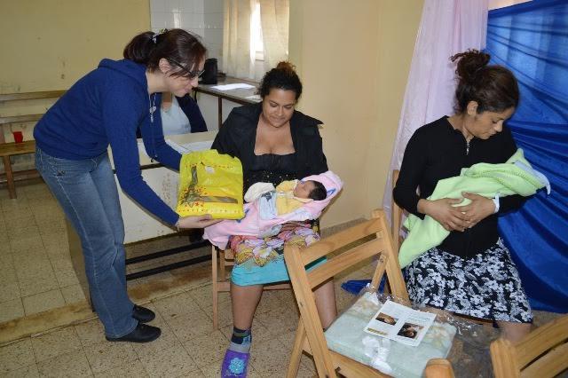 Misiones fortalece acciones de sensibilización sobre lactancia materna