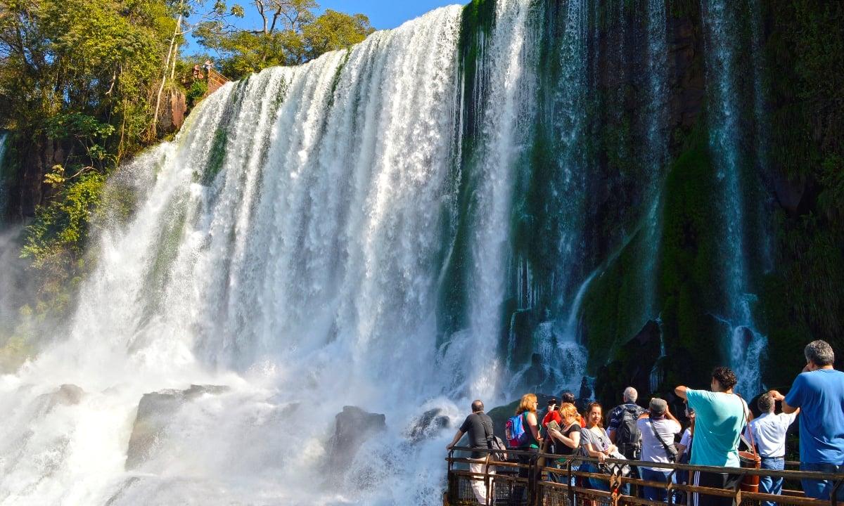 Más de 17 mil personas visitaron Cataratas este fin de semana largo