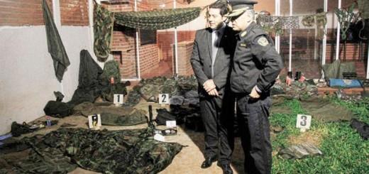 Para la Policía del Paraguay, la guerrilla no estaría vinculada al secuestro del comerciante chino