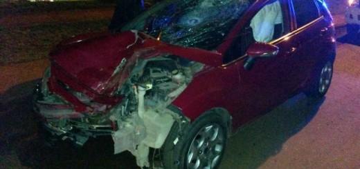 Choque y muerte en la 213: testigos afirman que allegados del conductor escondieron una conservadora con cerveza
