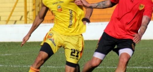 Crucero sigue su preparación: jugó dos amistosos con Boca Unidos en Santa Inés