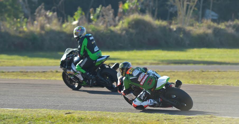 Rosamonte Racing Team: Adrián se hizo fuerte logrando su primera pole de la temporada, Chake en Stock Bike y Pipo se destacó con el tercer lugar