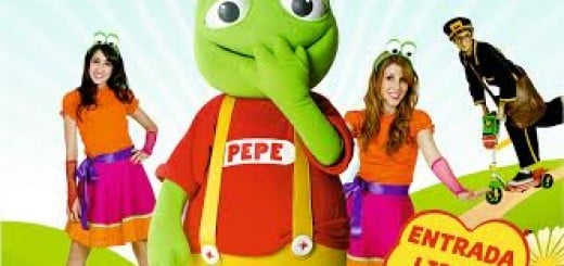 """El Iplyc trae al """"Sapo Pepe"""" a la Plaza 9 de Julio"""
