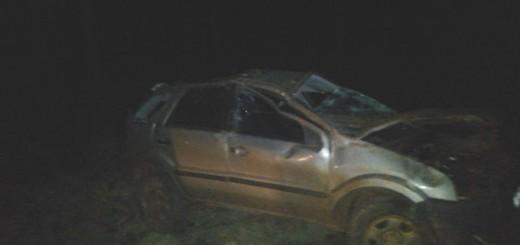Falleció un brasileño tras un despiste en las afueras de San Vicente