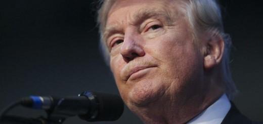 Con baja en las encuestas, Trump volvió a cargar contra los medios de comunicación