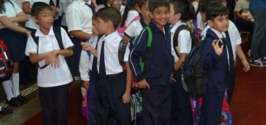 Por el Boleto Estudiantil Gratuito aumentó la matrícula en escuelas del centro de Posadas