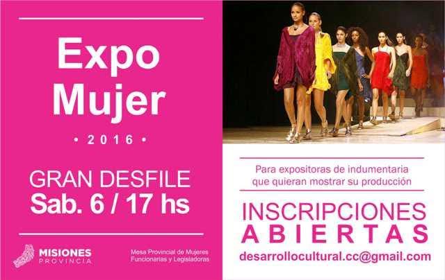 Expo Mujer 2016 presenta una renovada cartelera con más de 100 artistas